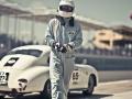 DSD Motorwerks Jim Clark Porsche 356 Le Mans 2010-17
