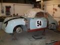 DSD Motorwerks Essex Porsche 356 restoration Pre-A-17