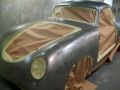 DSD Motorwerks Essex Porsche 356 restoration Pre-A-22