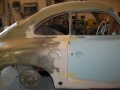 DSD Motorwerks Essex Porsche 356 restoration Pre-A-26