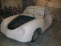 DSD Motorwerks Essex Porsche 356 restoration Pre-A-44