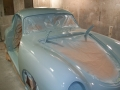 DSD Motorwerks Essex Porsche 356 restoration Pre-A-72