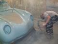 DSD Motorwerks Essex Porsche 356 restoration Pre-A-76