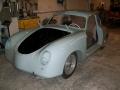 DSD Motorwerks Essex Porsche 356 restoration Pre-A-78