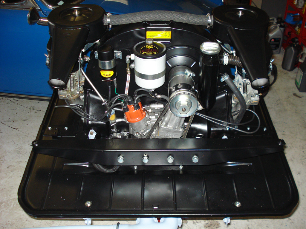 Porsche 912 Engine Rebuild Dsd Motorwerks Build Diagrams
