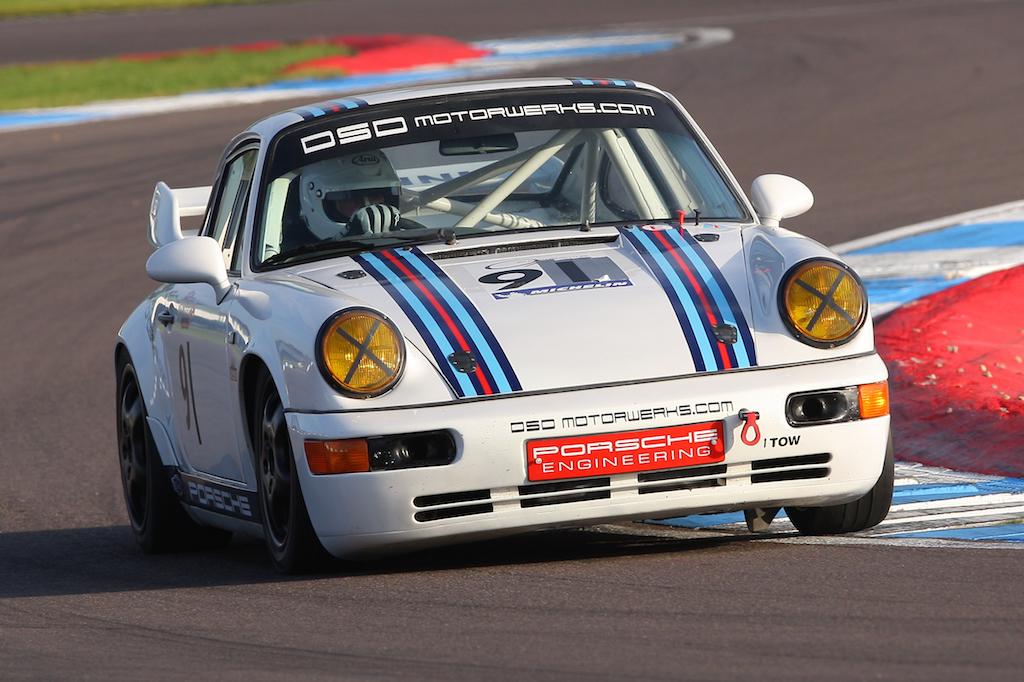 DSD Motorwerks Porsche racing