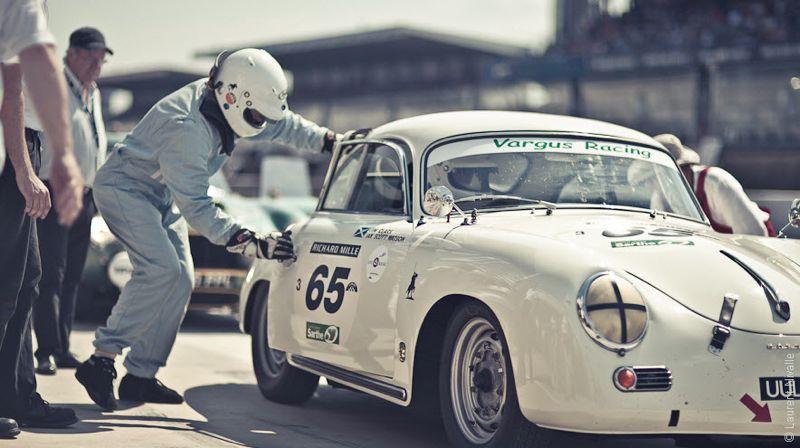 Jim Clark 356 Sets Lap Record At Le Mans Dsd Motorwerks