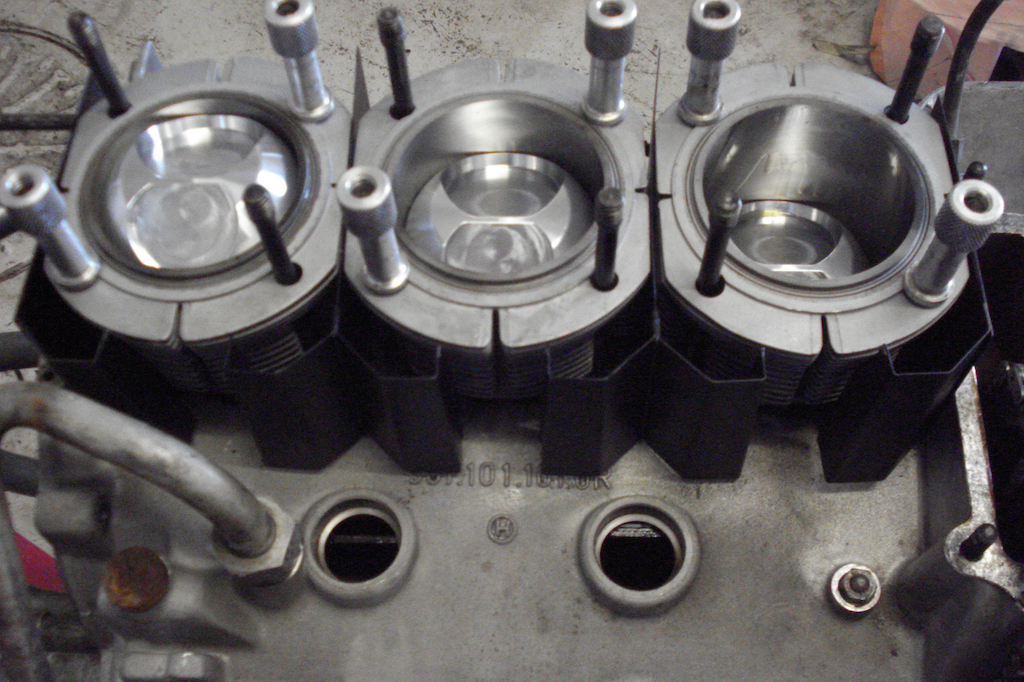 Air-cooled Classic Porsche 911 Engine Rebuild - DSD Motorwerks